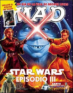 MAD Magazine #10 • Mexico • 4th Edition - Mina