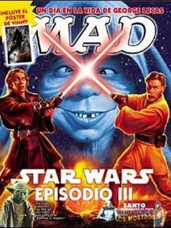 MAD Magazine #10 • Mexico • 4th Edition - Mina
