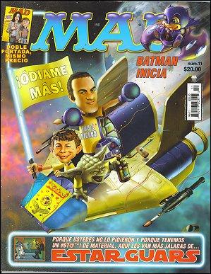 MAD Magazine #11 • Mexico • 4th Edition - Mina