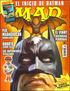 MAD Magazine #12 • Mexico • 4th Edition - Mina