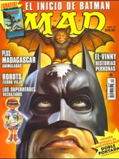 Go to MAD Magazine #12 • Mexico • 4th Edition - Mina