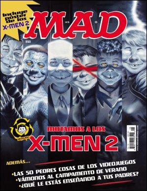 MAD Magazine #15 • Mexico • 4th Edition - Mina