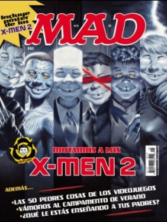 Go to MAD Magazine #15 • Mexico • 4th Edition - Mina