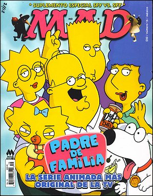 MAD Magazine #16 • Mexico • 4th Edition - Mina