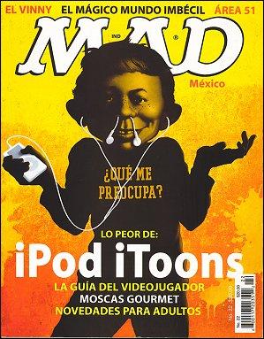 MAD Magazine #22 • Mexico • 4th Edition - Mina