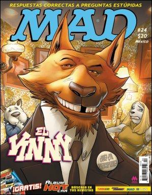 MAD Magazine #24 • Mexico • 4th Edition - Mina