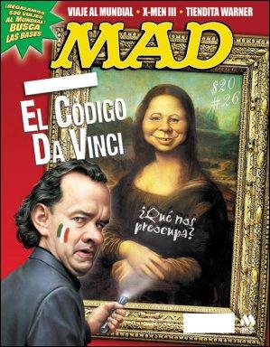 MAD Magazine #26 • Mexico • 4th Edition - Mina