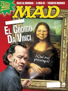 Go to MAD Magazine #26 • Mexico • 4th Edition - Mina