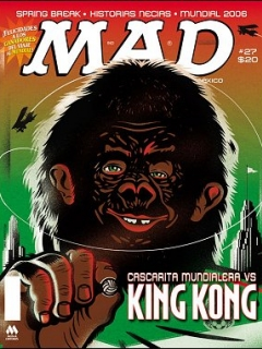 Go to MAD Magazine #27 • Mexico • 4th Edition - Mina