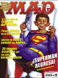 MAD Magazine #28 • Mexico • 4th Edition - Mina