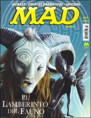 MAD Magazine #37 • Mexico • 4th Edition - Mina