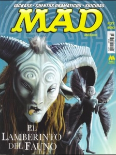 Go to MAD Magazine #37 • Mexico • 4th Edition - Mina