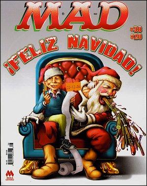 MAD Magazine #38 • Mexico • 4th Edition - Mina