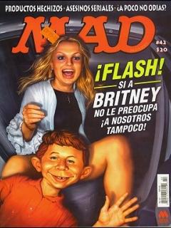 MAD Magazine #42 • Mexico • 4th Edition - Mina