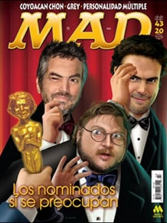 Go to MAD Magazine #43 • Mexico • 4th Edition - Mina