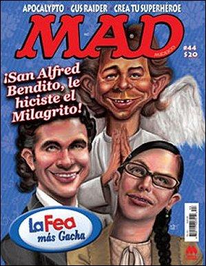 MAD Magazine #44 • Mexico • 4th Edition - Mina