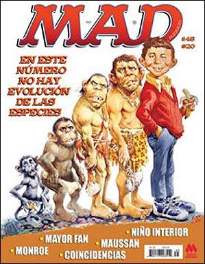 MAD Magazine #45 • Mexico • 4th Edition - Mina
