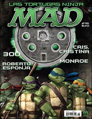 MAD Magazine #46 • Mexico • 4th Edition - Mina