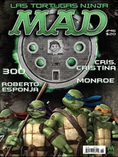 Go to MAD Magazine #46 • Mexico • 4th Edition - Mina