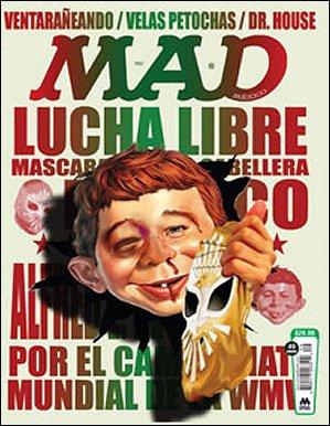 MAD Magazine #49 • Mexico • 4th Edition - Mina