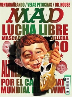 Go to MAD Magazine #49 • Mexico • 4th Edition - Mina