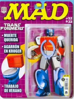 Go to MAD Magazine #52 • Mexico • 4th Edition - Mina