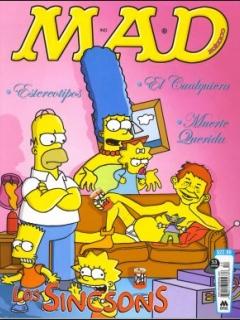 Go to MAD Magazine #53 • Mexico • 4th Edition - Mina