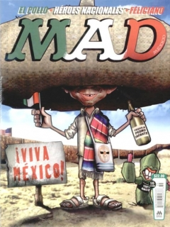 Go to MAD Magazine #55 • Mexico • 4th Edition - Mina