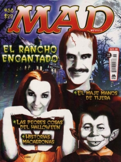 Go to MAD Magazine #58 • Mexico • 4th Edition - Mina