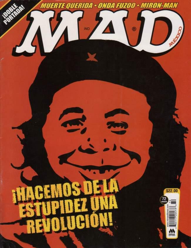 MAD Magazine #72 • Mexico • 4th Edition - Mina