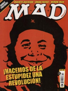Go to MAD Magazine #72 • Mexico • 4th Edition - Mina