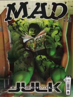 Go to MAD Magazine #74 • Mexico • 4th Edition - Mina
