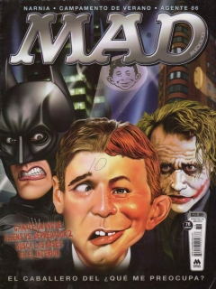 Go to MAD Magazine #76 • Mexico • 4th Edition - Mina