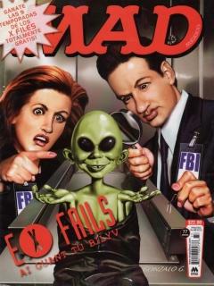 Go to MAD Magazine #77 • Mexico • 4th Edition - Mina