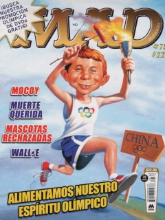 Go to MAD Magazine #78 • Mexico • 4th Edition - Mina