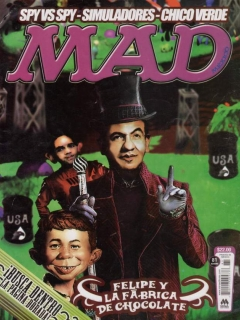Go to MAD Magazine #81 • Mexico • 4th Edition - Mina