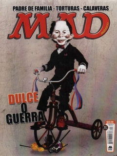 Go to MAD Magazine #83 • Mexico • 4th Edition - Mina