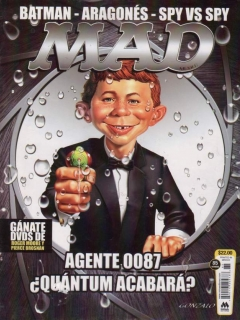 Go to MAD Magazine #85 • Mexico • 4th Edition - Mina