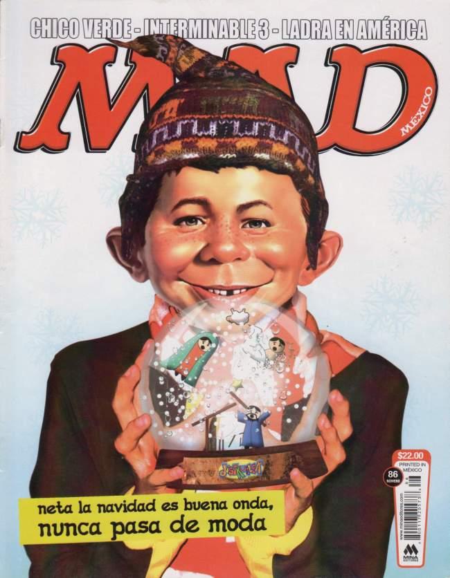 MAD Magazine #86 • Mexico • 4th Edition - Mina