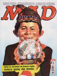 Go to MAD Magazine #86 • Mexico • 4th Edition - Mina