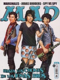 MAD Magazine #87 • Mexico • 4th Edition - Mina