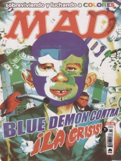 Go to MAD Magazine #90 • Mexico • 4th Edition - Mina
