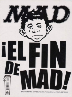 Go to MAD Magazine #92 • Mexico • 4th Edition - Mina