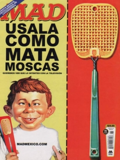 Go to MAD Magazine #95 • Mexico • 4th Edition - Mina