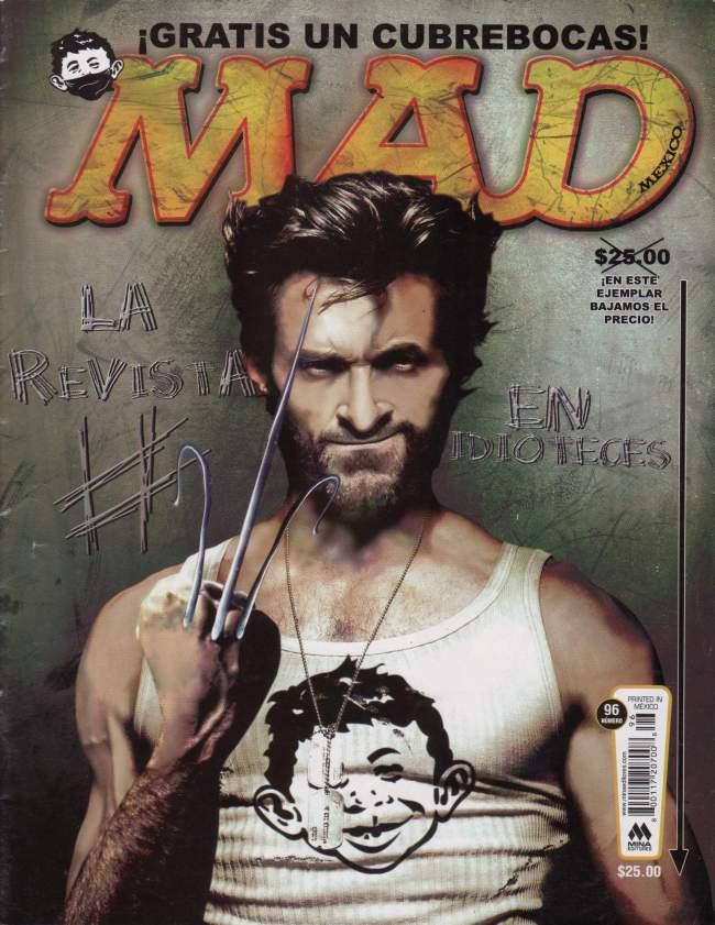 MAD Magazine #96 • Mexico • 4th Edition - Mina