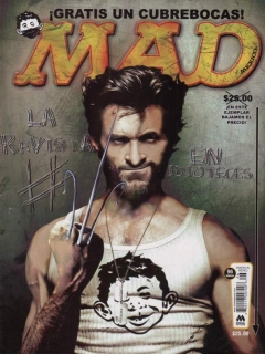 Go to MAD Magazine #96 • Mexico • 4th Edition - Mina