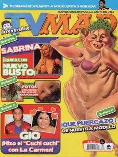 Go to MAD Magazine #97 • Mexico • 4th Edition - Mina
