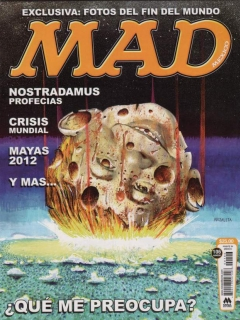 Go to MAD Magazine #106 • Mexico • 4th Edition - Mina