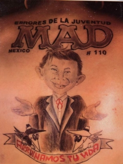 Go to MAD Magazine #110 • Mexico • 4th Edition - Mina