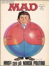MAD Magazine #8 • Norway • 1st Edition - Williams